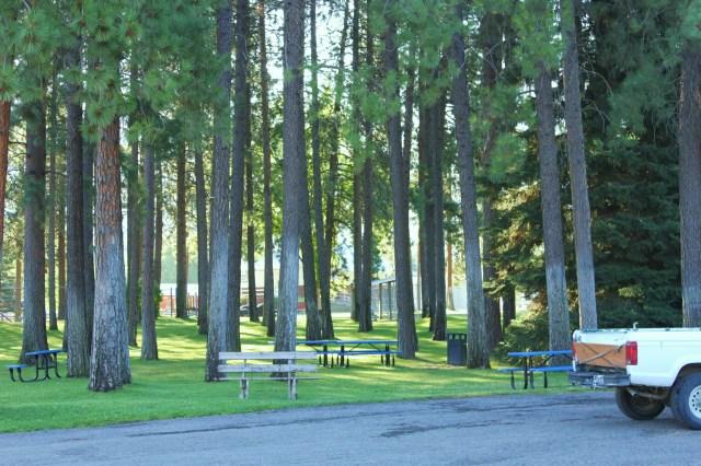 Eva Horning Park Picnic Area